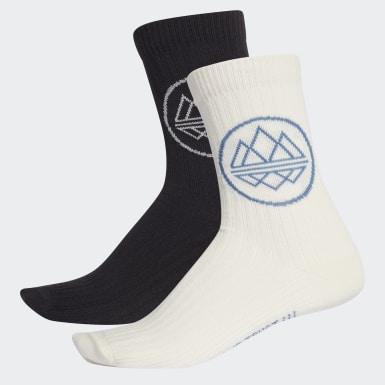черный Две пары носков Trefoil SPZL