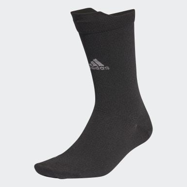 Trénink černá Ponožky Alphaskin Ultralight Performance Reflective Crew