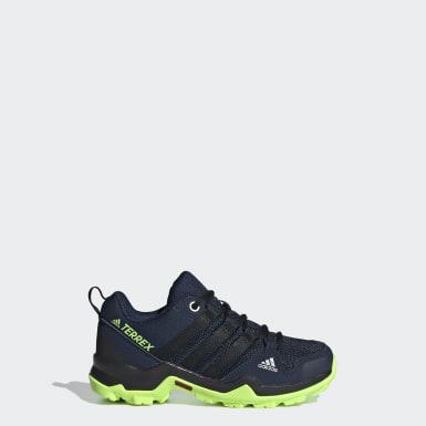 Sapatos de Caminhada AX2R TERREX Azul Criança TERREX