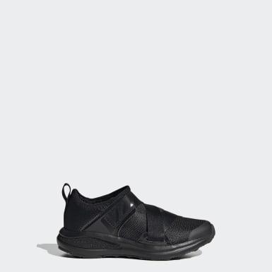 Børn Løb Sort FortaRun Running 2020 sko