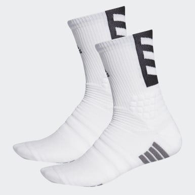Basketball White Creator 365 Crew Socks