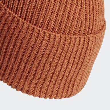оранжевый Шапка-бини Merino Wool