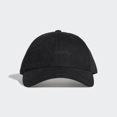 Originals čierna PE SUEDE BB CAP