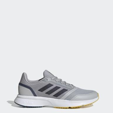Zapatillas para correr Nova Flow Plomo Hombre Running
