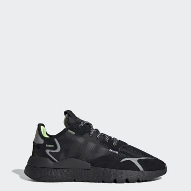 Sapatos Nite Jogger Preto Originals