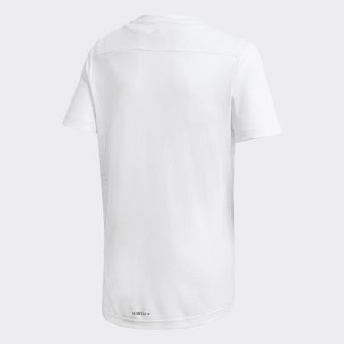 белый Футболка для фитнеса AEROREADY XFG