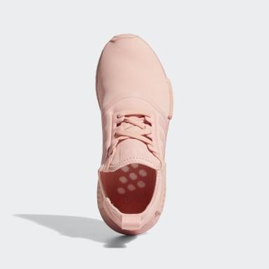 ผู้หญิง Originals สีชมพู รองเท้า NMD_R1