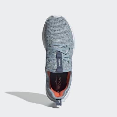 Women Sport Inspired Blue Cloudfoam Pure Shoes