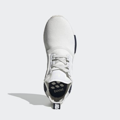 Sapatos NMD_R1 Branco Originals