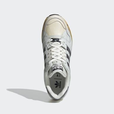 Men's Originals White ZX 8000 Superstar Shoes