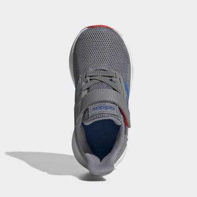 Kinder Running Duramo 9 Schuh Grau