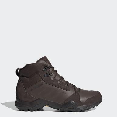 коричневый Ботинки для хайкинга Terrex AX3 Mid