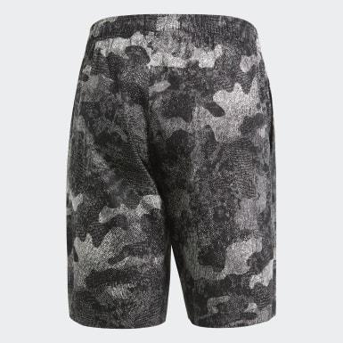 Shorts Essentials Camo Blanco Hombre Training