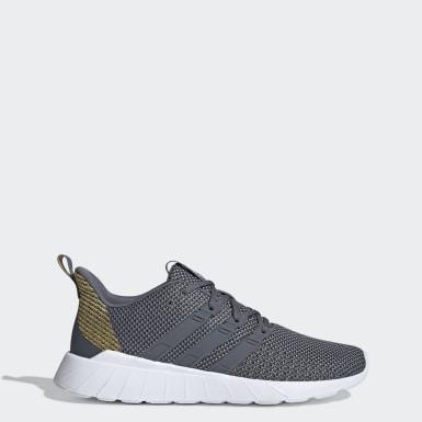 Sapatos Questar Flow Cinzento Homem Running