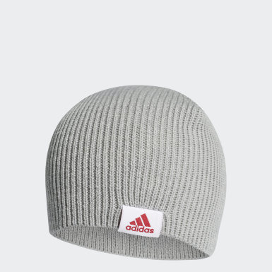 Gorro Beanie Performance Gris Training