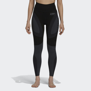 Tight Pharrell Williams 18GG Base noir Femmes Lifestyle