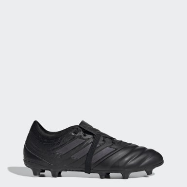 Women Football Black Copa Gloro 19.2 Firm Ground Boots