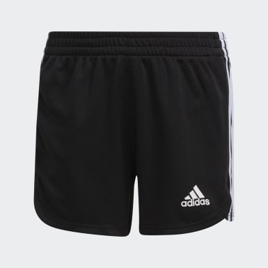 3 STRIPE MESH SHORT
