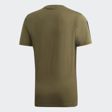 Camiseta ID Verde Homem Lifestyle