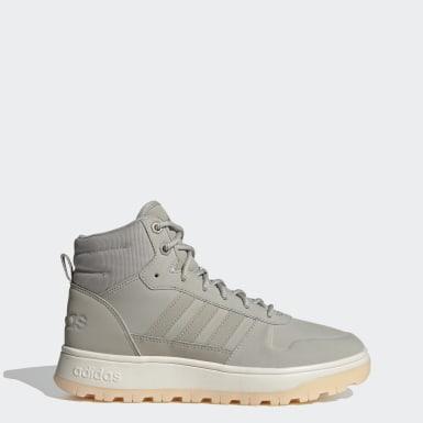 серый Ботинки Blizzare