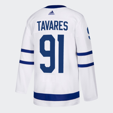 Hockey White Maple Leafs Tavares Away Authentic Jersey