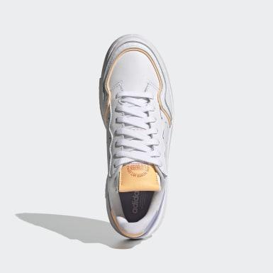 Zapatillas Supercourt Blanco Mujer Originals