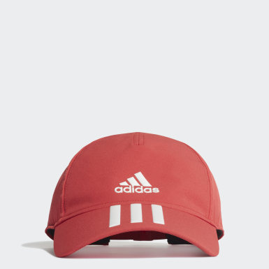 Gorra Béisbol AEROREADY 4ATHLTS Rojo Training