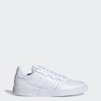 Erkek Originals Beyaz Supercourt Ayakkabı