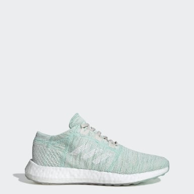 Women Running Turquoise Pureboost Go Shoes