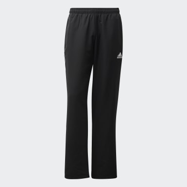 Men Training Black Core 18 Presentation Tracksuit Bottoms