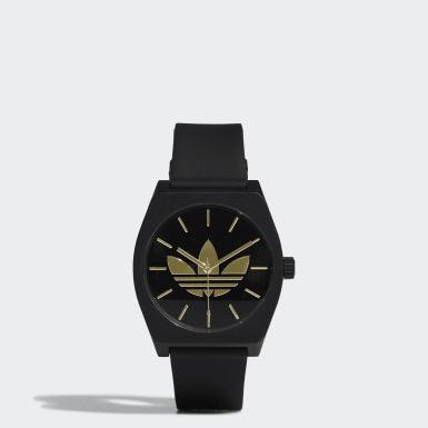 Originals zwart PROCESS_SP1 Horloge