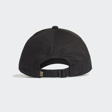 Originals Black Adicolor Gold Baseball Cap
