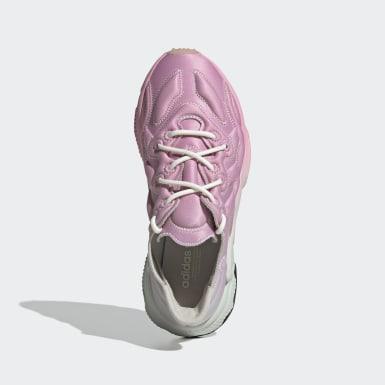 Zapatillas OZWEEGO Tech Rosado Mujer Originals