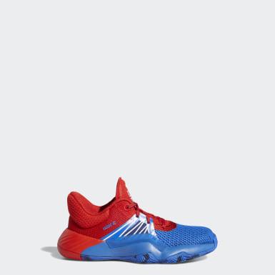 Donovan Mitchell Spiderman Bleu | adidas France
