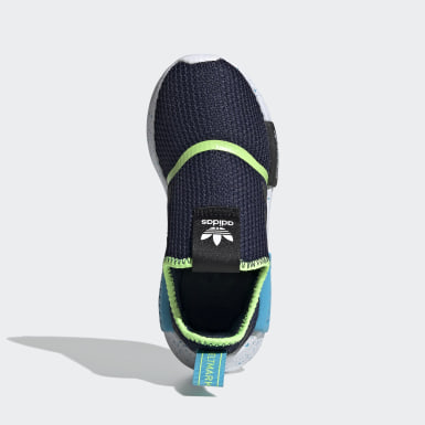 Kids Originals Blue NMD 360 Shoes