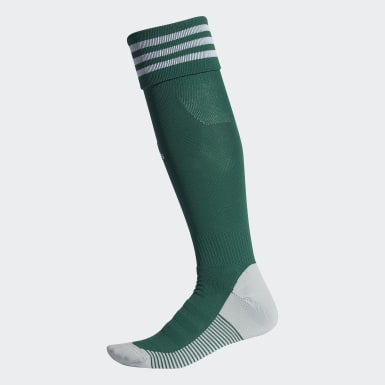 Football Green AdiSocks Knee Socks