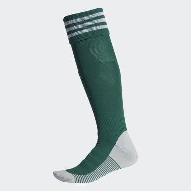 Fußball AdiSocks Kniestrümpfe Grün