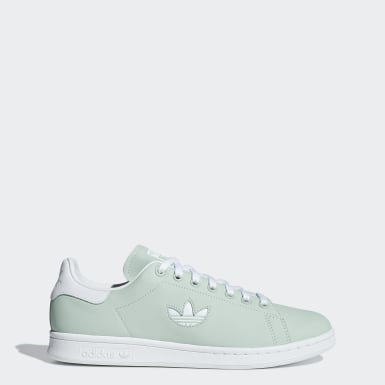 Men's Originals Green Stan Smith Shoes