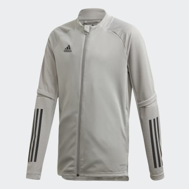 Youth 8-16 Years Training Grey Condivo 20 Training Track Top