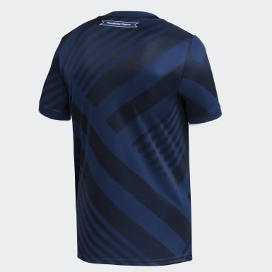 Camiseta Local Club Universidad de Chile 20/21 (UNISEX) Azul Niño Fútbol