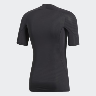 Erkek Training Siyah Alphaskin Tech Tişört