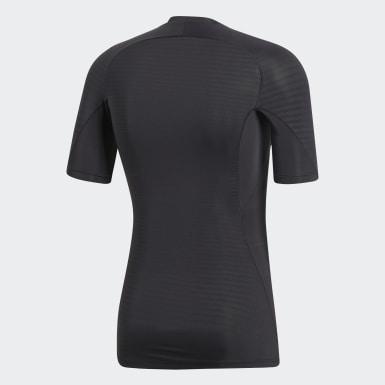 Camiseta Alphaskin Tech Preto Homem Outdoor