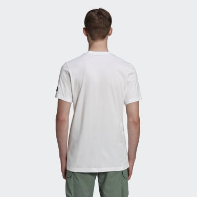 Men Originals White SPZL T-Shirt
