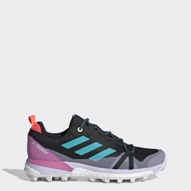 Sapatos de Caminhada Skychaser LT GORE-TEX TERREX Preto Mulher TERREX