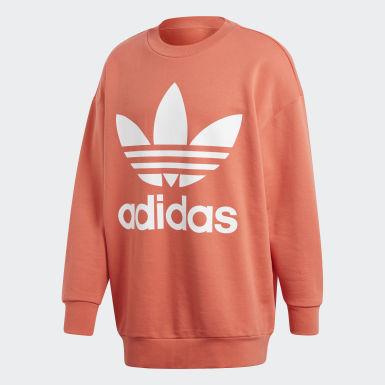 Oversize Trefoil Sweatshirt