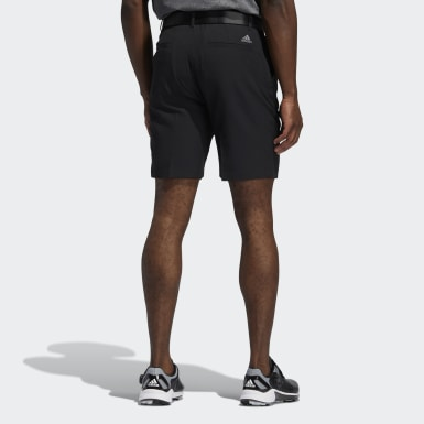 Men Golf Black Ultimate365 Core 8.5-Inch Shorts