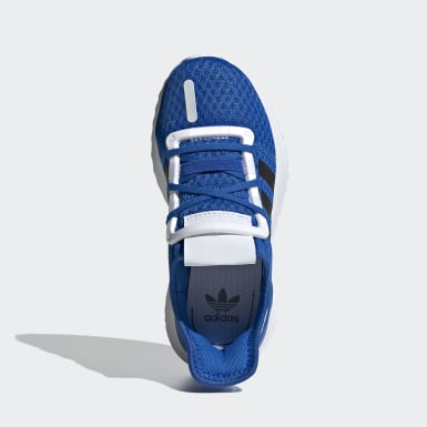 Children Originals Blue U_Path Run Shoes