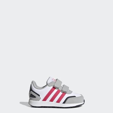 Kinder Running VS Switch Schuh Weiß