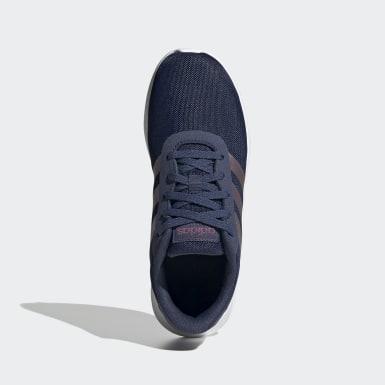 Children Sport Inspired Blue Lite Racer 2.0 Shoes