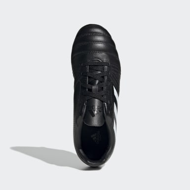 Boys Rugby Sort All Blacks SG Junior støvler